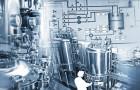 Produktionsanlagen der Chemie- und Pharmaindustrie